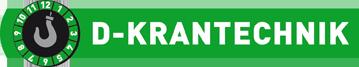 D-Krantechnik Logo